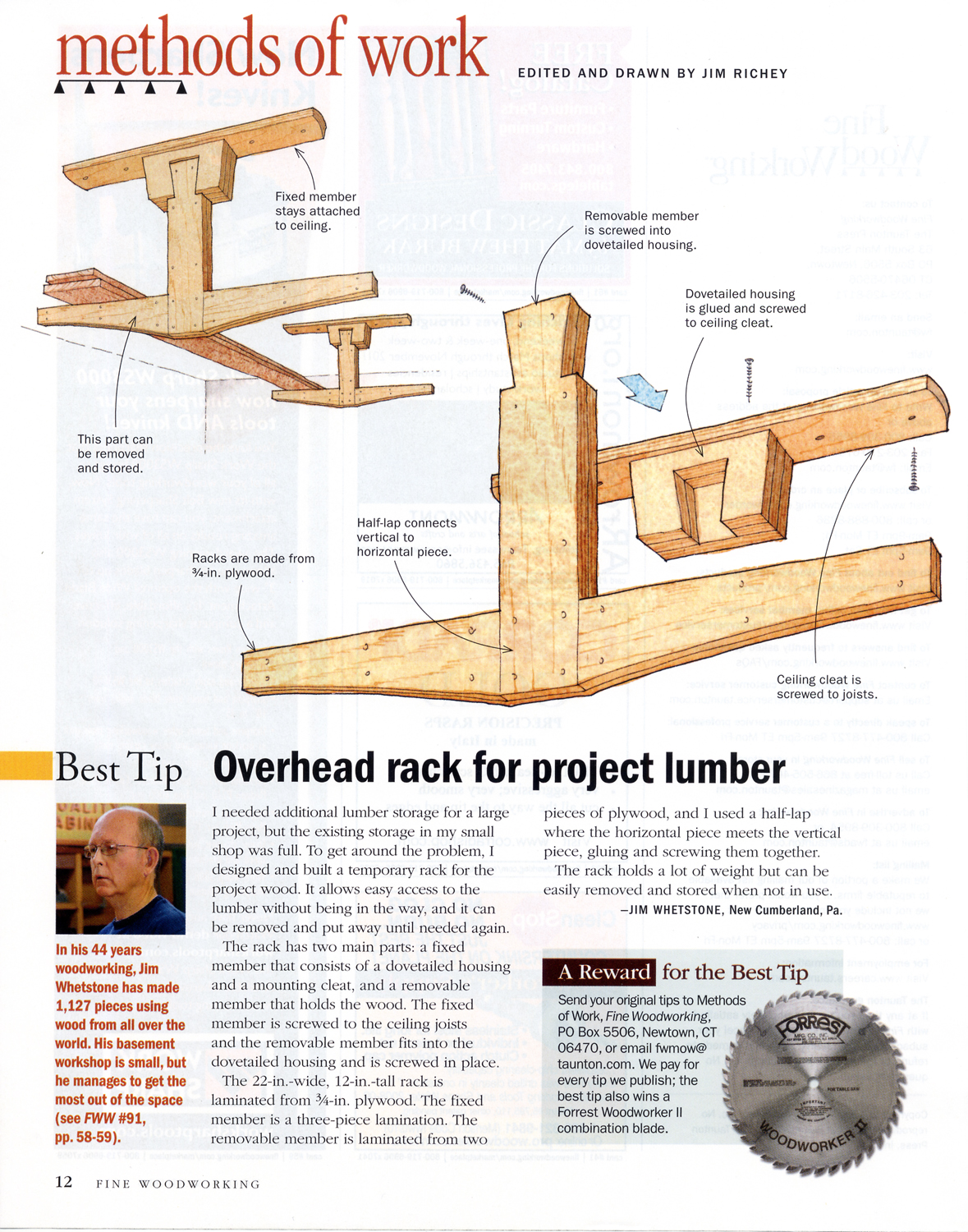 PDF Fine Woodworking Magazine Subscription Plans DIY Free patio side ...