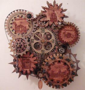 Mechanicsburg clock-Erin